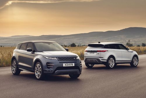 The Range Rover Evoque Is Coming Back