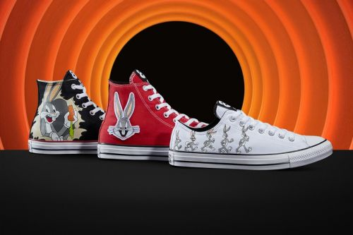 Looney Tunes and Converse Celebrate Bugs Bunny's 80th Anniversary with Special Collection