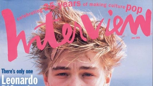 Report: 'Interview' Magazine Is Folding