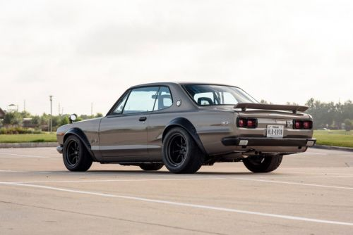 Vintage 1972 C10 Nissan Skyline Is Now Up For Auction