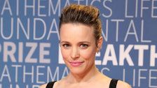 Rachel McAdams Wears Breast Pump, Versace And Diamonds In Powerful Picture