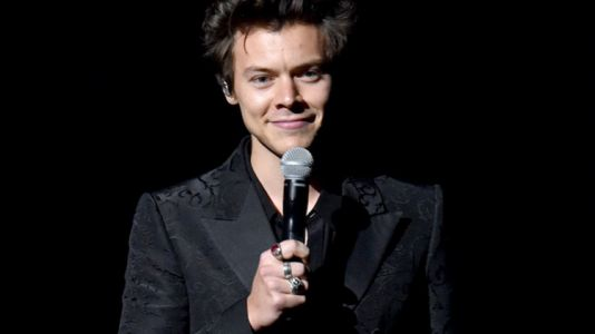 For the First Time Ever, Harry Styles May Have Just Addressed His Sexuality