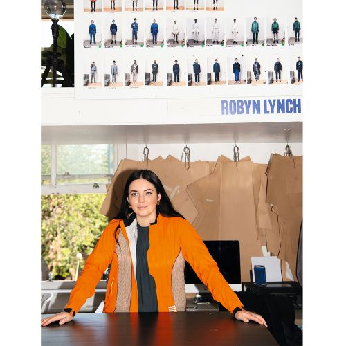 London Calling: Robyn Lynch is One of Our 10 Menswear Designers to Meet