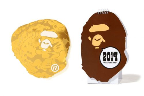 BAPE Drops More Exclusive Camo Gifts for the New Year