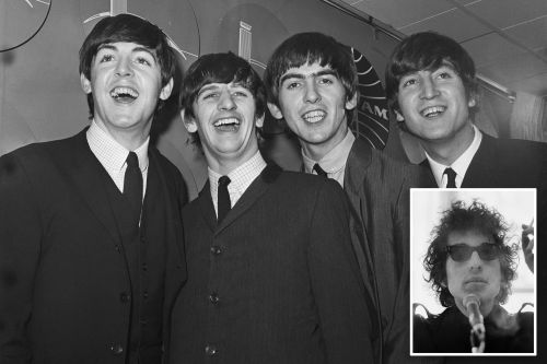 Paul McCartney claims Bob Dylan gave The Beatles weed that made the 'ceiling' move