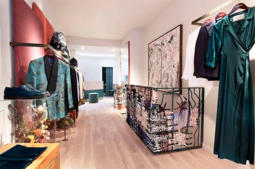 Here's a Look Inside Casely-Hayford's First Flagship Store