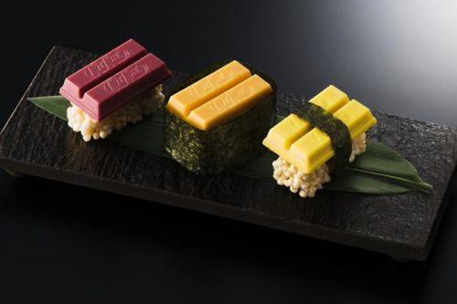 Kit Kat's Sushi Pieces Are Back for a Limited Time