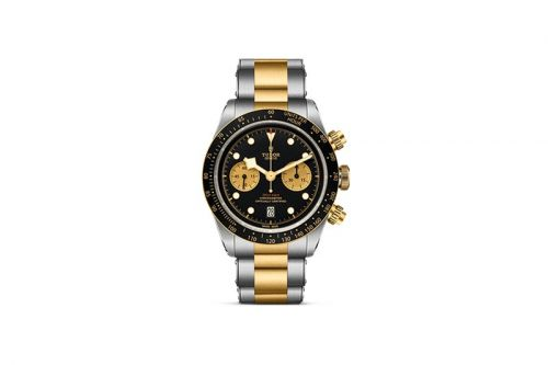 Tudor's Black Bay Chronograph Gets a Two-Tone Makeover
