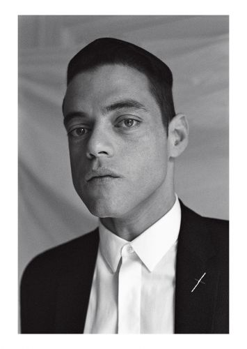 Kris Van Assche Of Dior Homme's People To Meet: Actor Rami Malek