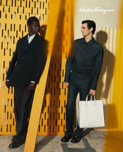 Salvatore Ferragamo Offers Multifaceted 'Perspectives' with Fall '20 Campaign