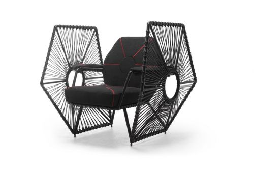 Designer Kenneth Cobonpue Turns Popular 'Star Wars' Characters Into Furniture