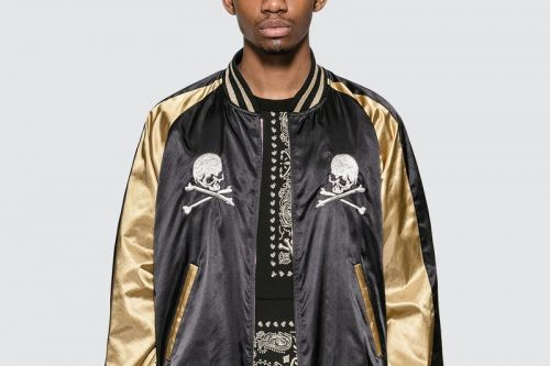 Mastermind WORLD Releases Statement-Making Skull Souvenir Jacket