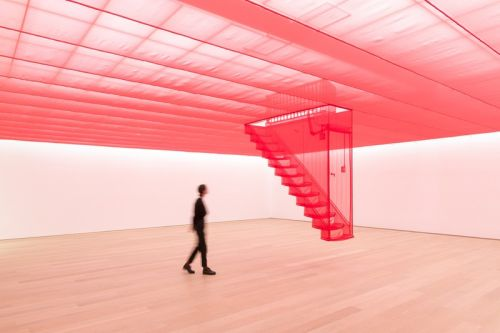 Do Ho Suh's Immersive Fabric Homes Are on View at Museum Voorlinden