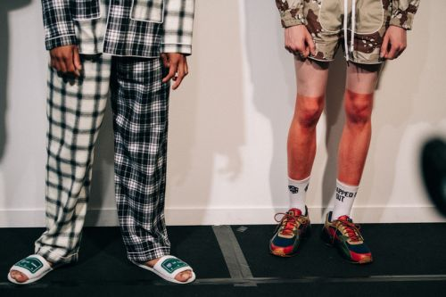 A Closer Look at Liam Hodges' Las Vegas-Inspired SS19 Collection