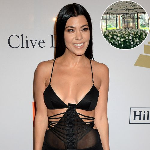 How Kourtney Kardashian Is Celebrating Her 42nd Birthday With Boyfriend Travis Barker, Her Kids and Family