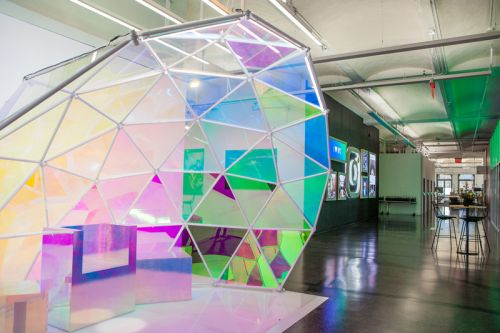 Take a Look Inside Instagram's New Manhattan Offices