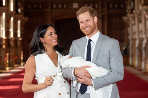 Meghan Markle and Prince's Harry Son Archie Is a 'Smiley, Happy Baby' Who 'Loves Being Surrounded by People'
