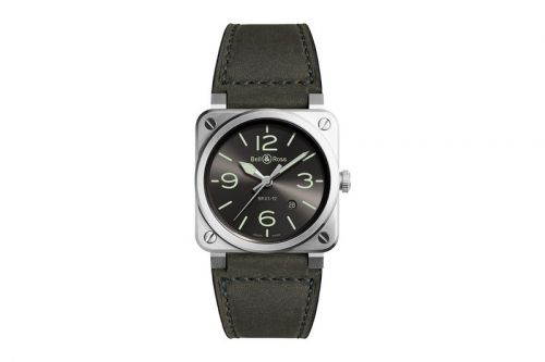 Bell & Ross Introduces New BR 03-92 Grey Lum Reference