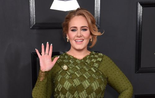 Adele Rocks Her 2016 Glastonbury Dress After 100-Pound Weight Loss
