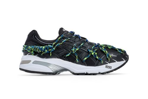 ROKH & ASICS Sportstyle Unleash Lace-Equipped GEL-1090 & GEL-Kinsei OG