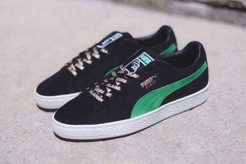 XLARGE® and PUMA Drop 50th Anniversary Suede Model