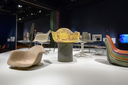 """A Look Inside """"The World of Charles and Ray Eames"""" at the Henry Ford Museum"""