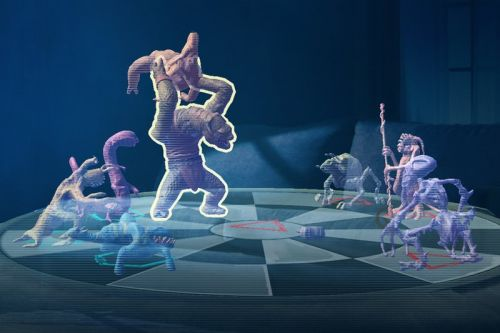 IPhone Users Can Now Play 'Star Wars' Holochess for Free
