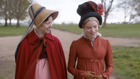 Autumn de Wilde on the Dreamy, Colorful and Period-Authentic Style in 'Emma'