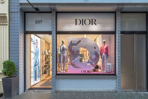 Dior's New SoHo, NYC Men's Boutique: An Inside Look
