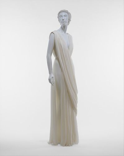 Evening DressMadame Grès  c.1965The MET