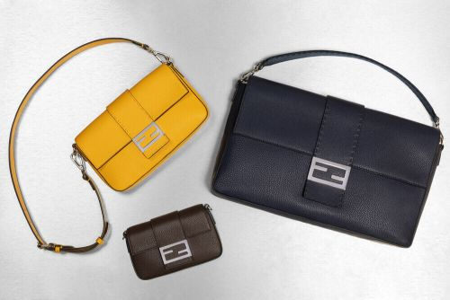 Ten Loves: Fendi Men's Baguette