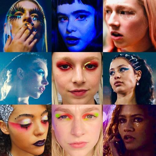 How to pull off Euphoria's best make-up looks after its big Emmy win