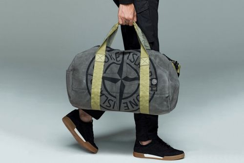 Stone Island Drops Collaborative PORTER Bags via App for Limited Time