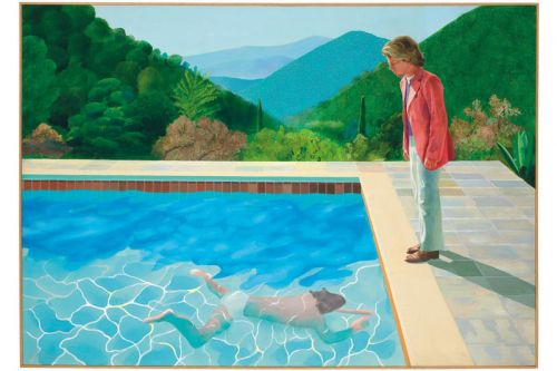 David Hockney on Track to Claim Most Expensive Artwork by a Living Artist