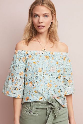 Anthropologie Is Offering an Extra 50% Off Stuff That's Already on Sale