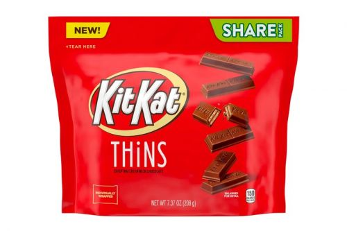 """Kit Kat Is Going Minimal With New """"Thins"""" Version"""