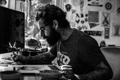 Renowned Tattoo Artist Thomas Hooper on the Psychology of Ink