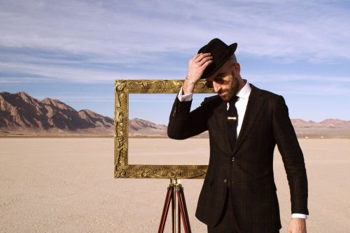 Magician Drummond Money-Coutts specializes in death