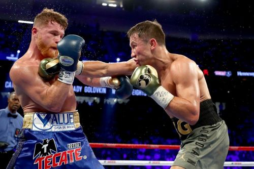 The Canelo Alvarez vs. Gennady Golovkin Rematch Is Officially Happening