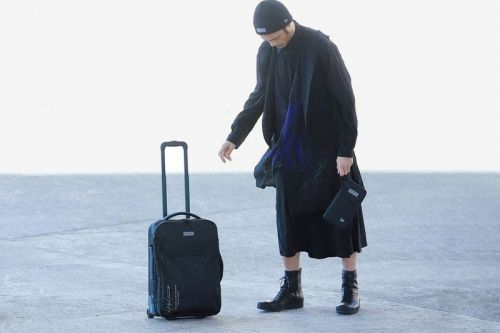 "Yohji Yamamoto and New Era Japan Prep Vacation-Ready ""Travel Series"""