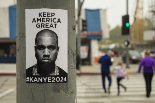 "Kanye West ""Keep America Great"" Posters Appearing All Over NYC, Chicago & LA"