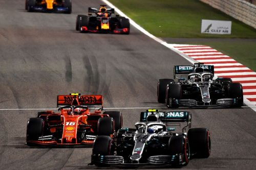 Formula 1 Season Will Start With 8 Races in Europe