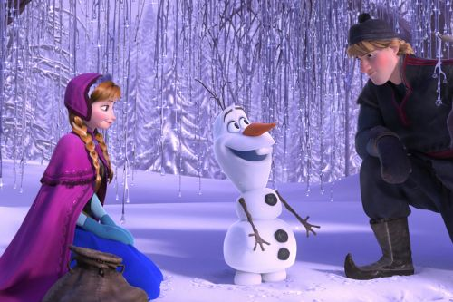 'Frozen' at the center of bizarre new Disney conspiracy
