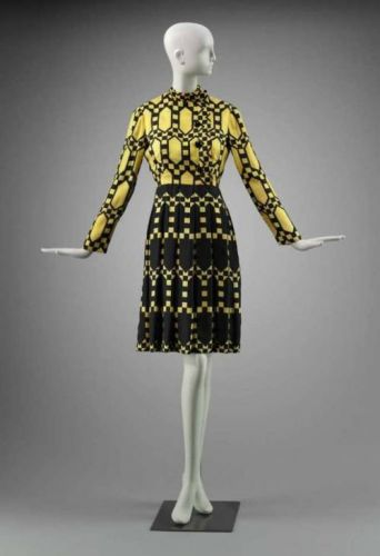 DressGeoffrey Beene for Teal TrainaEarly 1960sMuseum of Fine