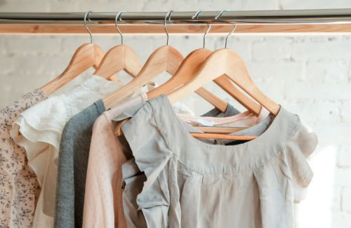 How To Clean Out Your Closet In Under An Hour