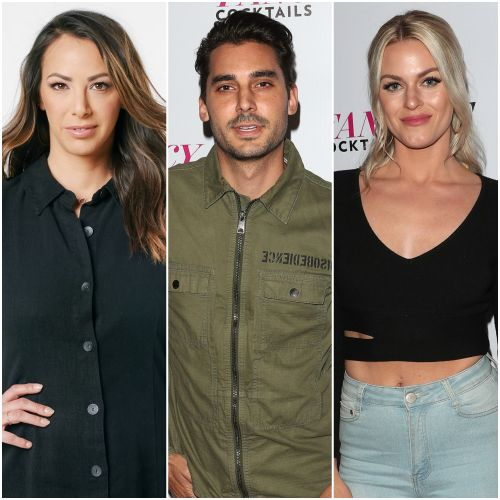 Um, Shook! 'Vanderpump Rules' Star Kristen Doute Hooked Up With Max Boyens and Dayna Kathan Had No Idea
