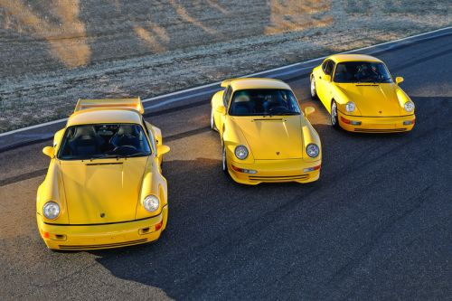 WhatsApp Co-Founder Is Auctioning off His Fleet of Porsches