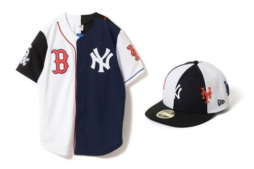 BEAMS Drops Inventive, Overbranded MLB Capsule Collection