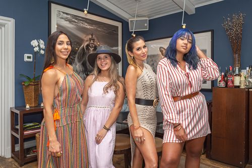 Hammock Celebrated Miami Swim Week at Casa Tua's Private Club