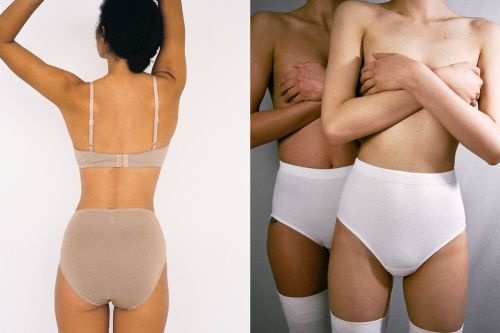 Granny panties are the latest sexy trend - just ask Rihanna and Kim Kardashian